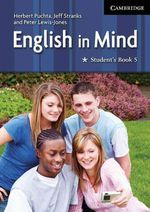 English in Mind Level 5 Student's Book by Herbert Puchta